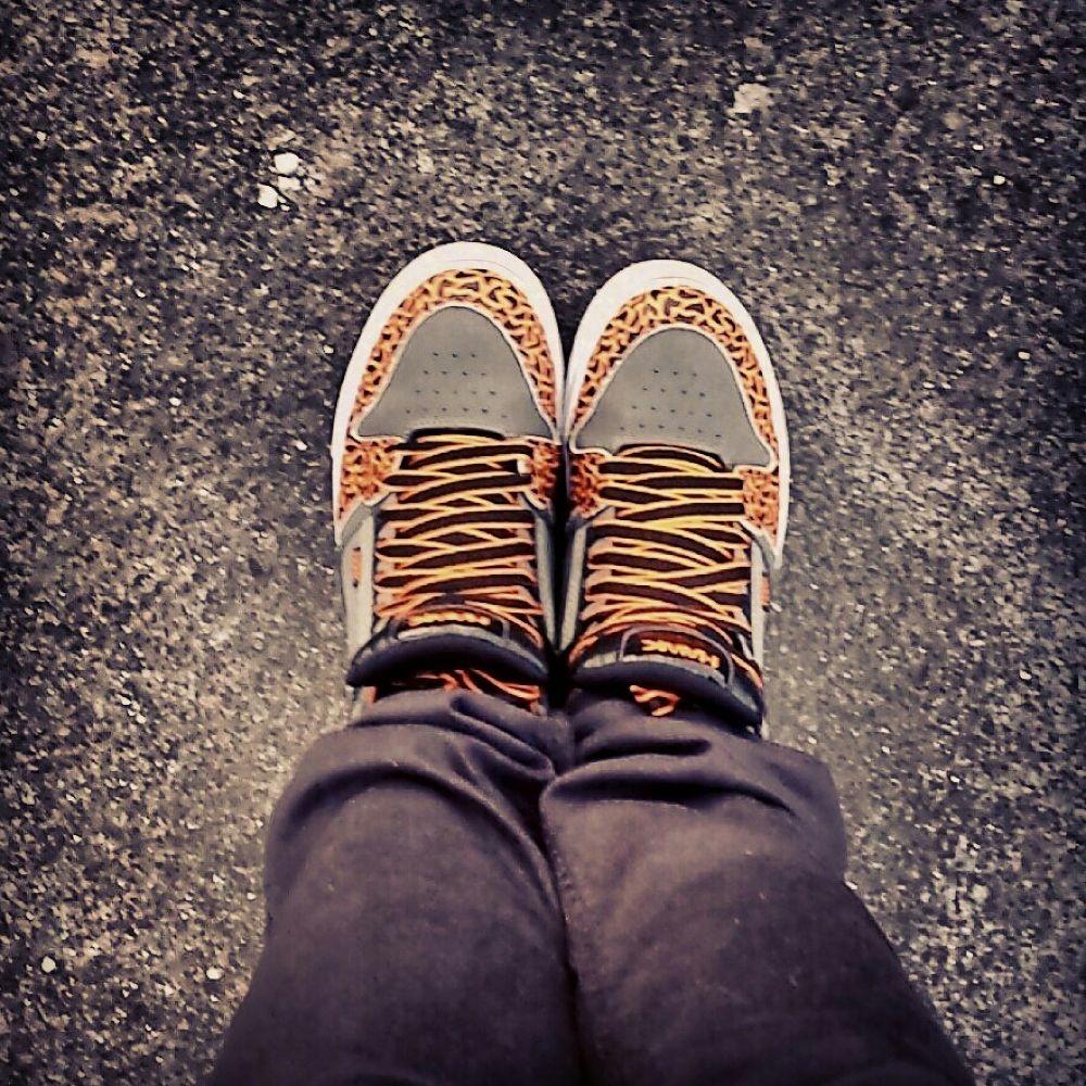Sneakers by Gabryel Swinyer