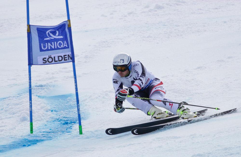 Philipp Schörghofer - FIS World Cup Solden 2013 by bannekh