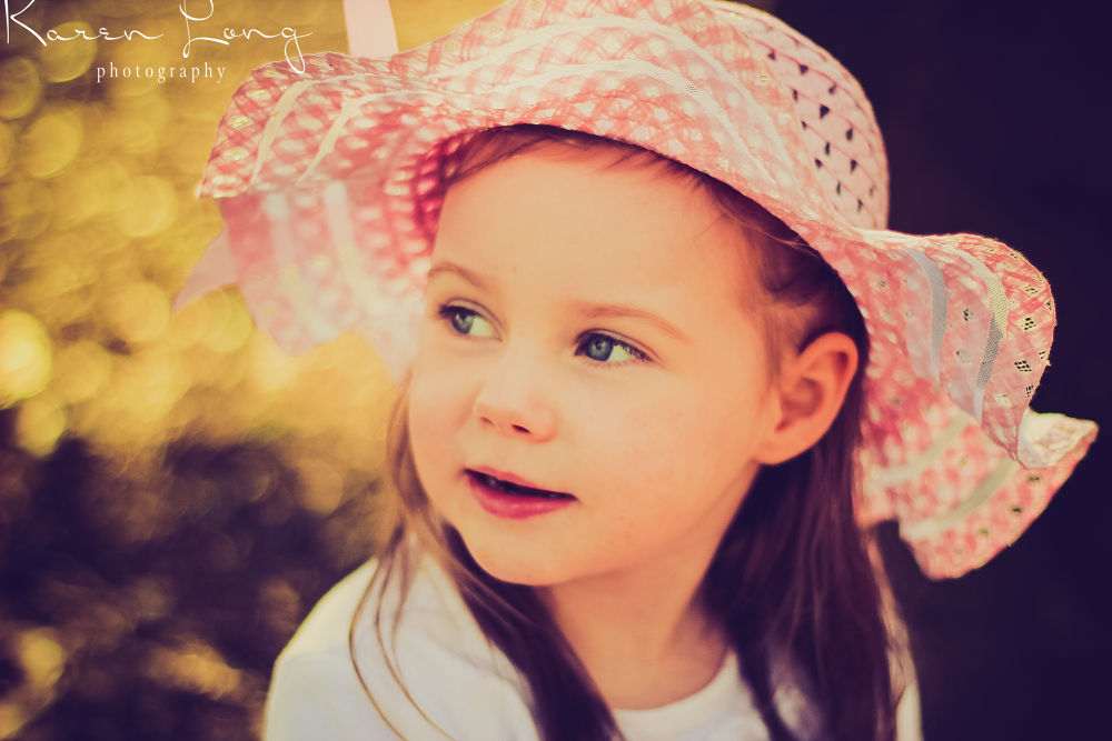 Easter Bonnet by karenlongphotography