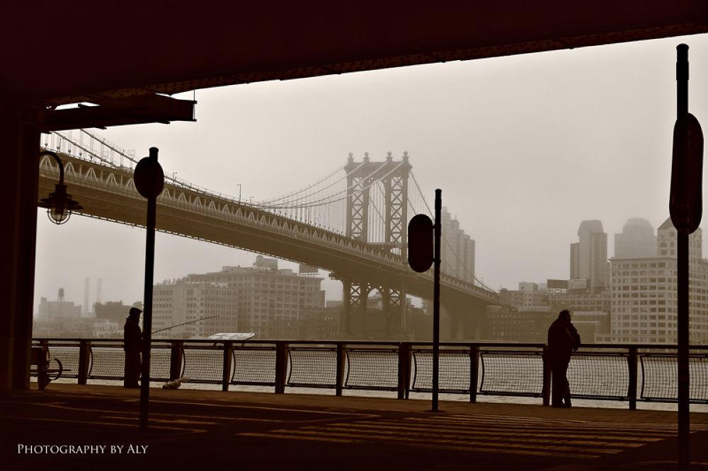 Brooklyn Scene by AlyReyes