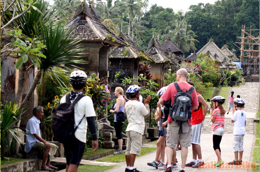 Bali Hai Bike Tours in Penglipuran Villages by balibest