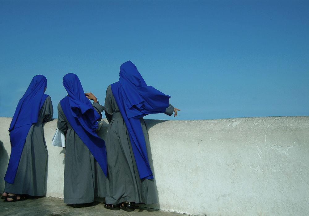 Blue Sisters by Heloiza Averbuck