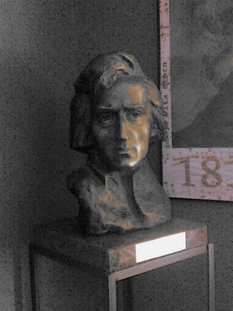Fryderyk Chopin by Romanowicz