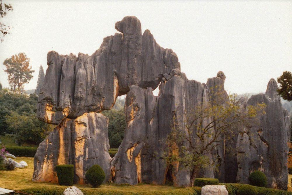 Yunnan_Stone_Forest_004 by Arie Boevé