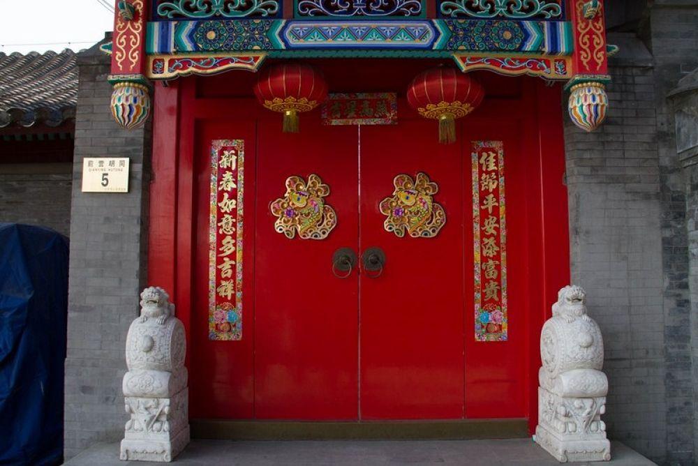 Beijing_Qianmen_Street-248 by Arie Boevé