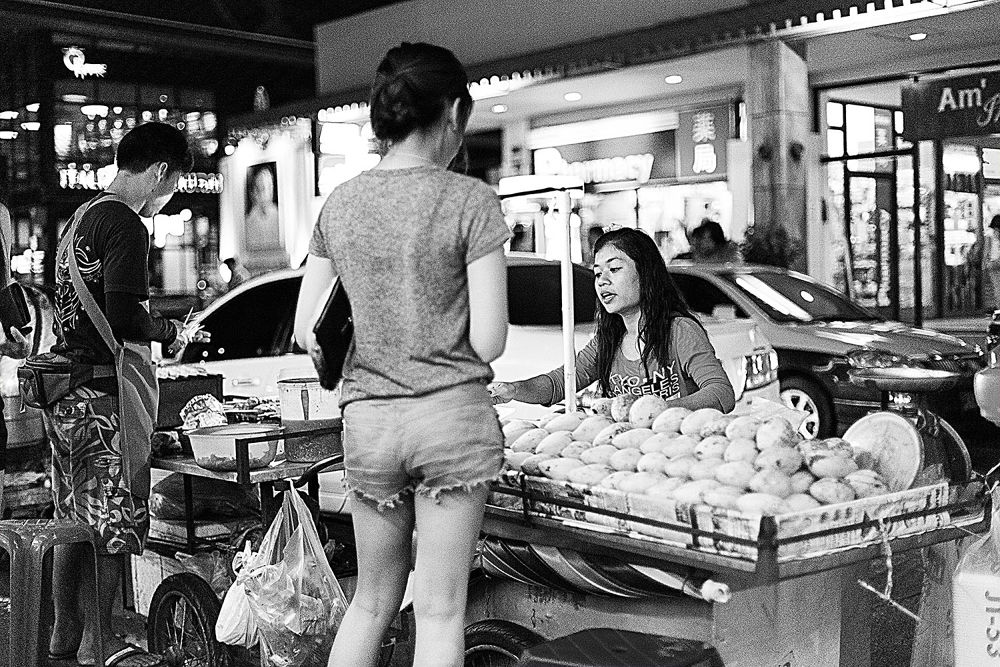 Streets of Bangkok, Bangkok, 2013 by Zeno Bresson