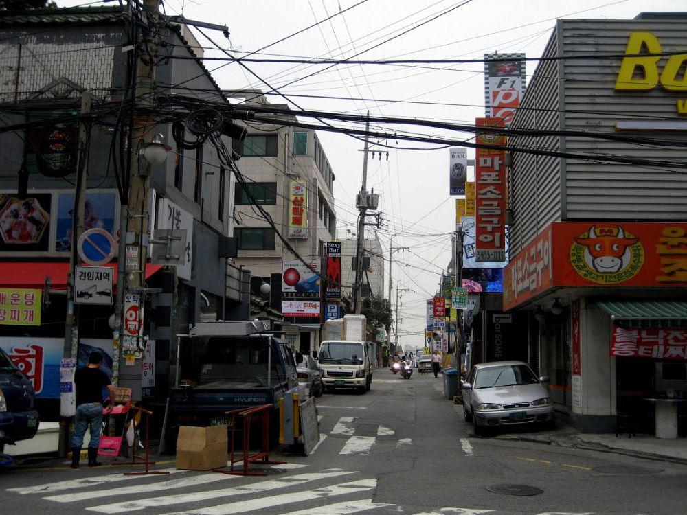 Korea-various-places-195 by Arie Boevé
