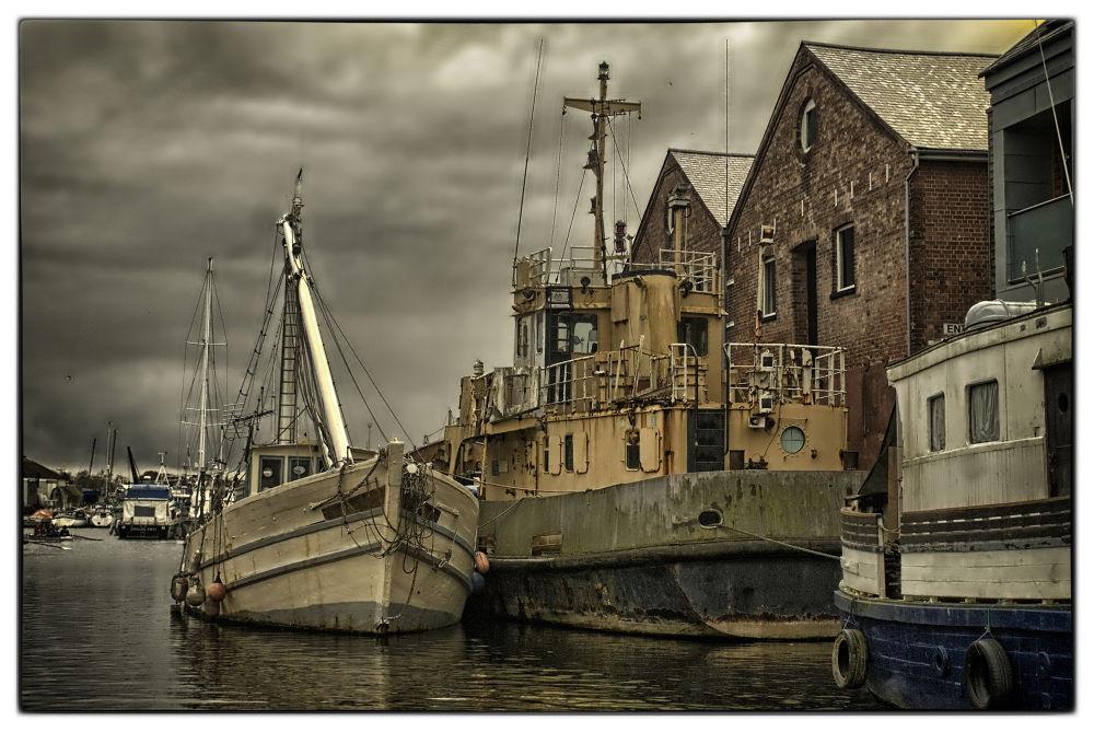 3boats by arkadius66