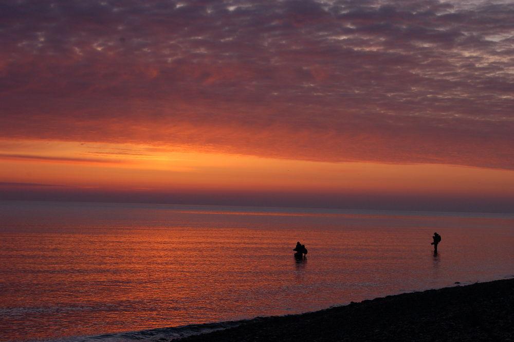Sunrise by kenhs
