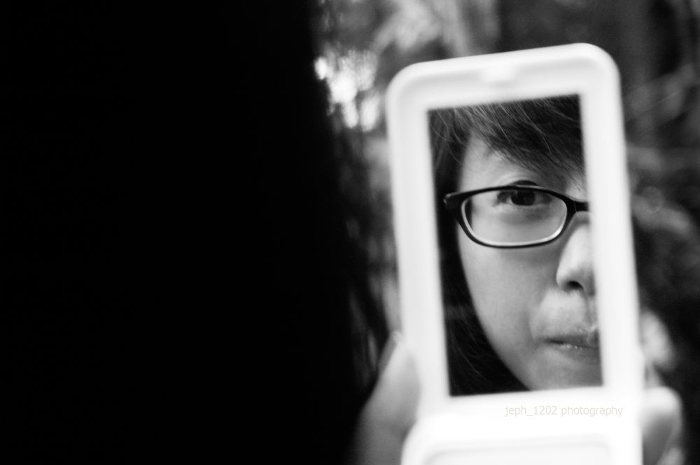 Mirror by Jeffry