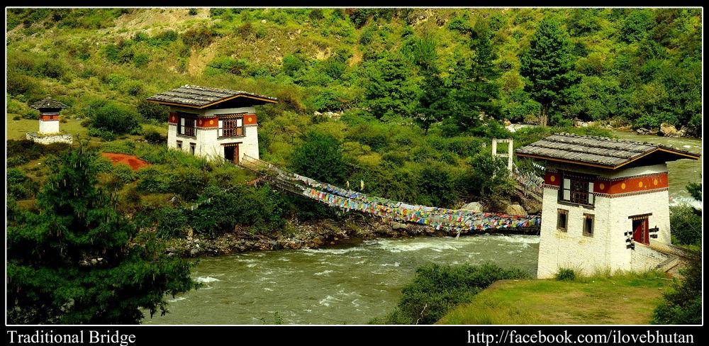 bridge by Ugyen Tshering