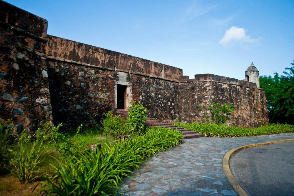 Castillo de Santa Rosa - Nueva esparta, Venezuela. by jesrei