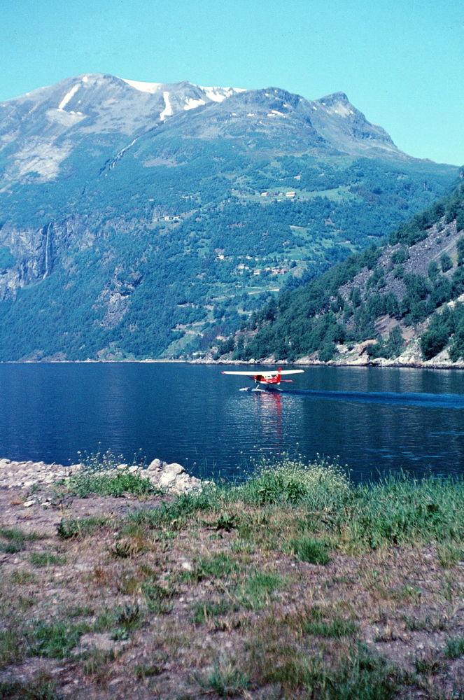 Norway-145 by Arie Boevé