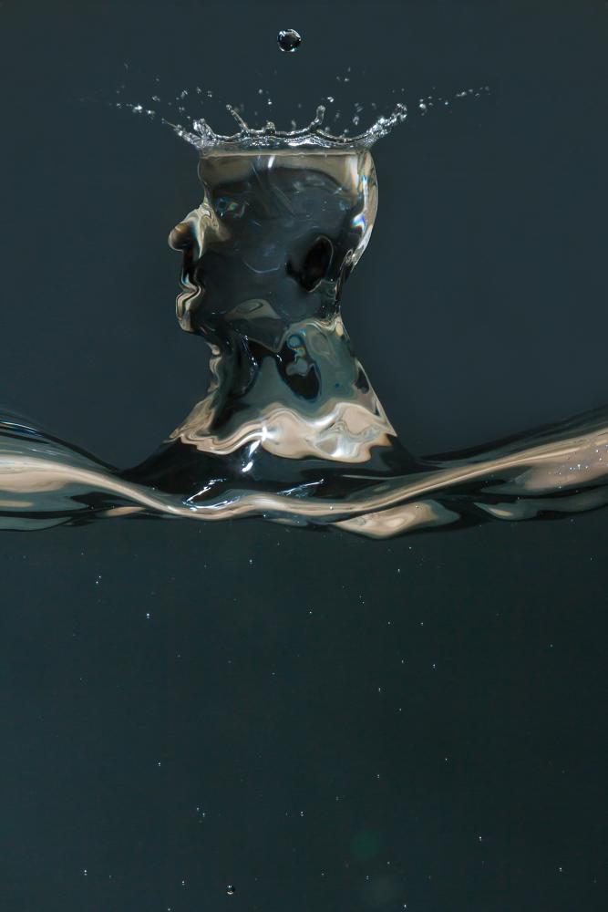 Headdrop by Jonathan Sautter