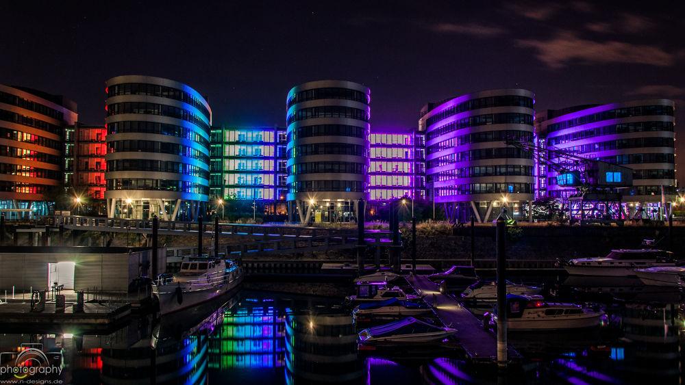 Hafen Duisburg by Sascha Niklas