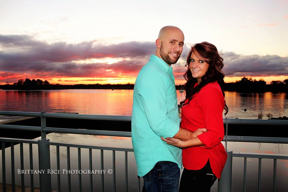 Chris & Ashley by Brittany Rice Photography
