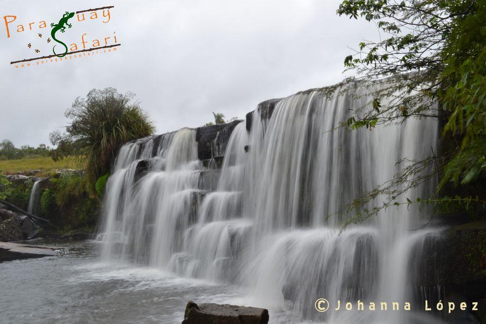 Mbokarusu Waterfall - BAAPA by ParaguaySafari
