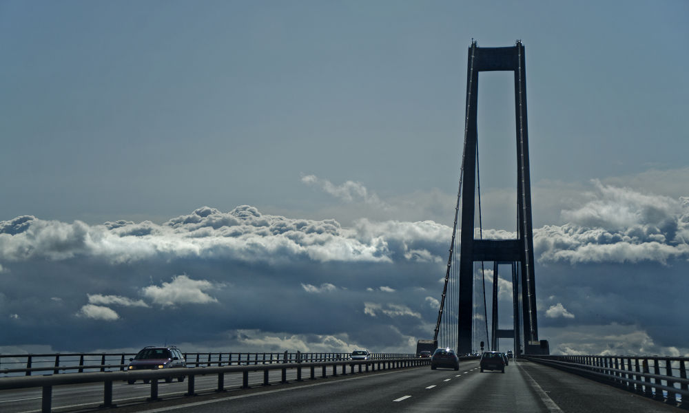 Photo in Architecture #bridge #sky #road