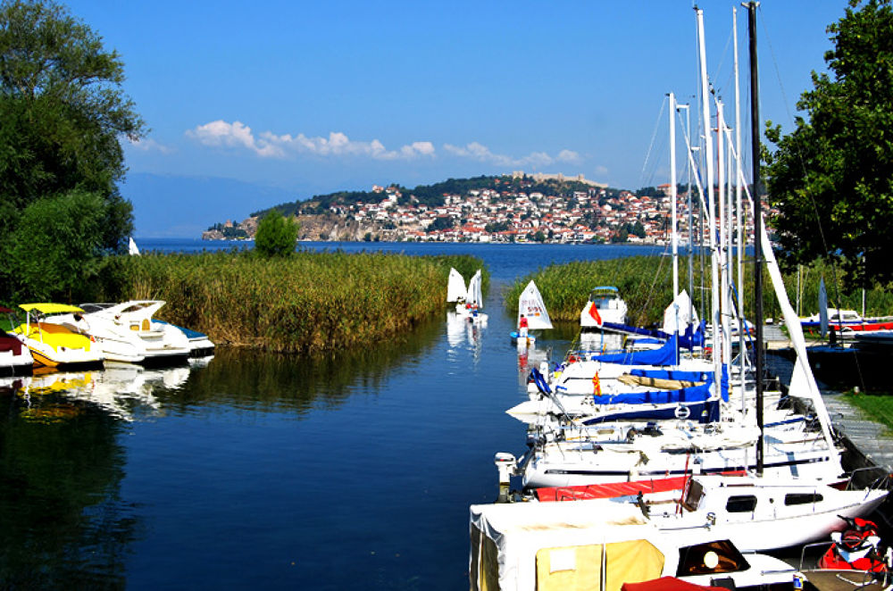 Makedonija, Ohrid by mravka