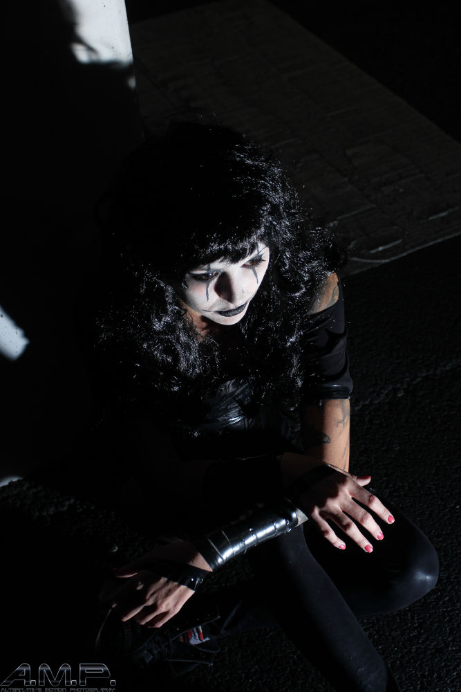 The Crow- Jody Menditta  by aceashun