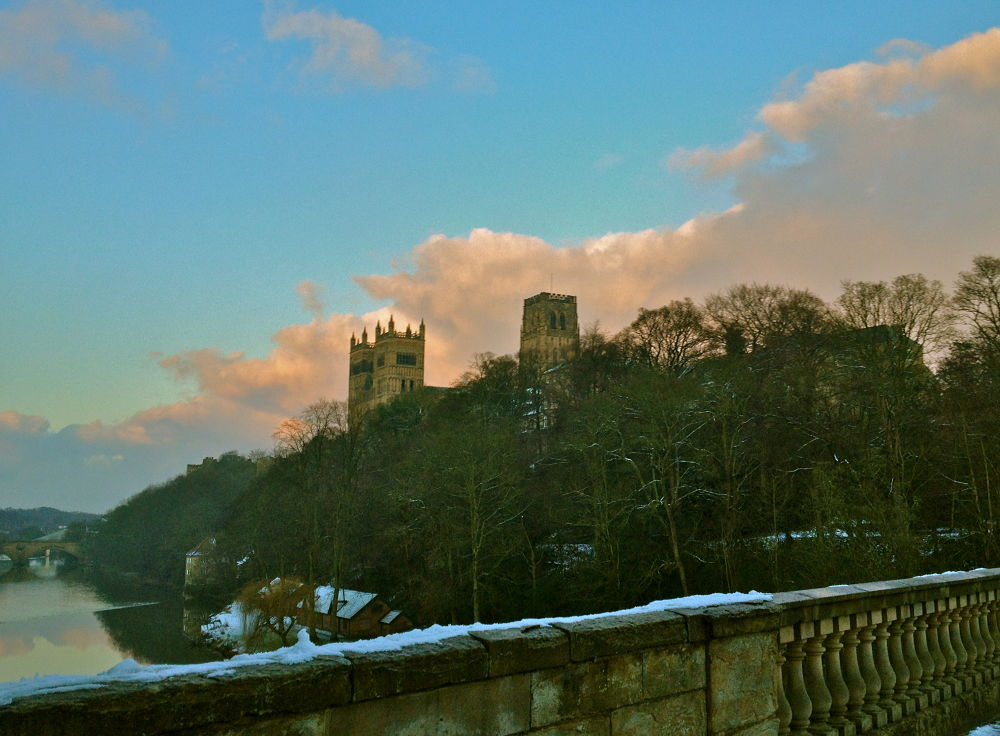 Durham Cathedral by James Bray