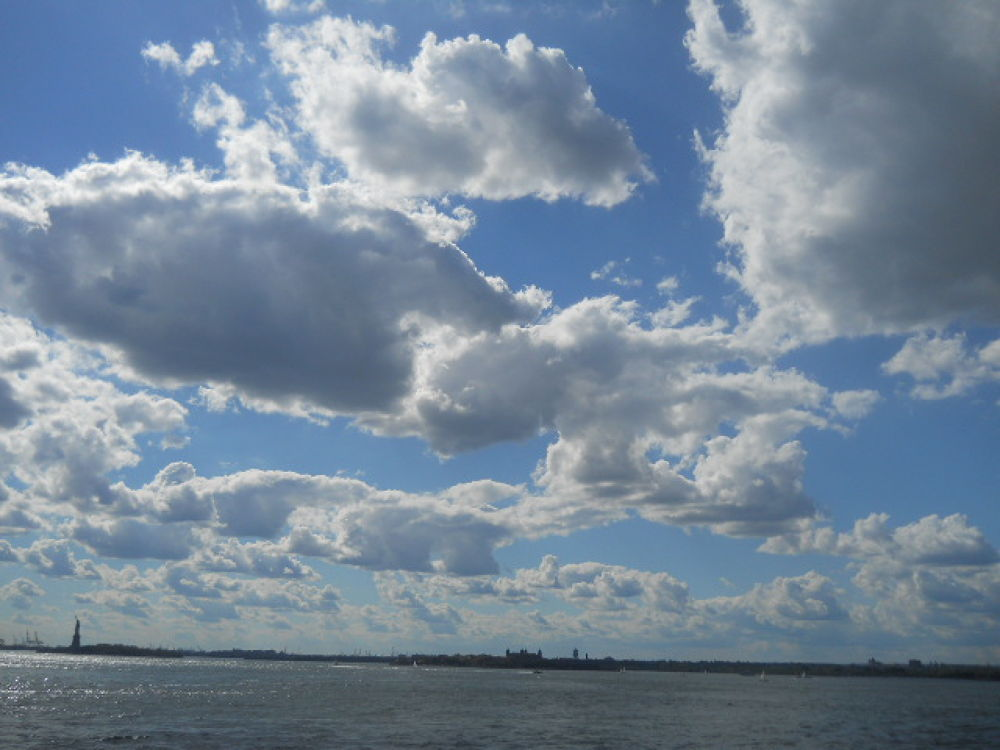 Clouds by mark12