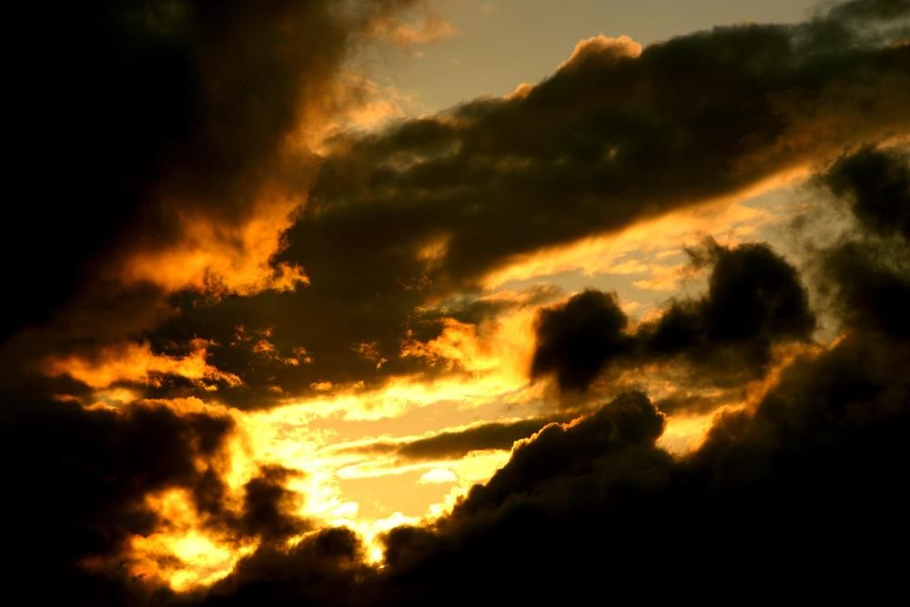 Photo in Landscape #sunset #sky #clouds #cloud #sony
