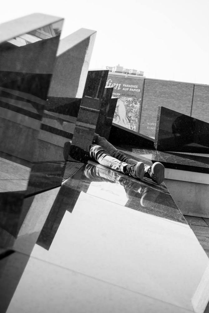 Solitude by Corentin Larue