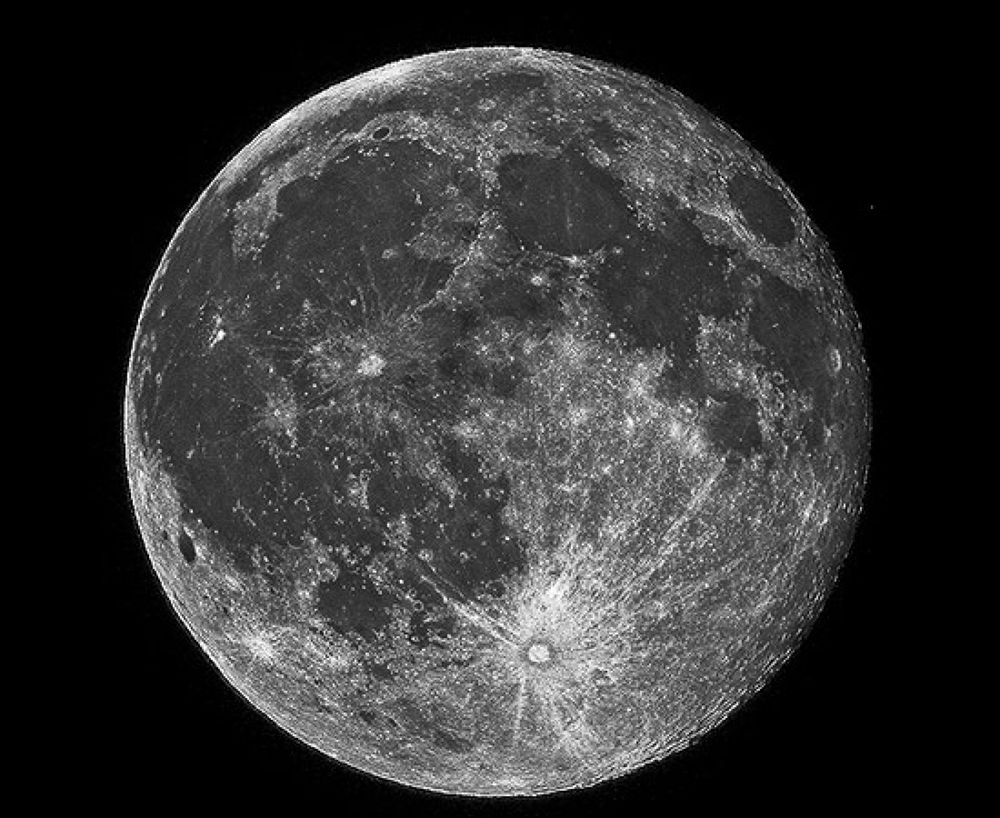 Moon by craigshaw902
