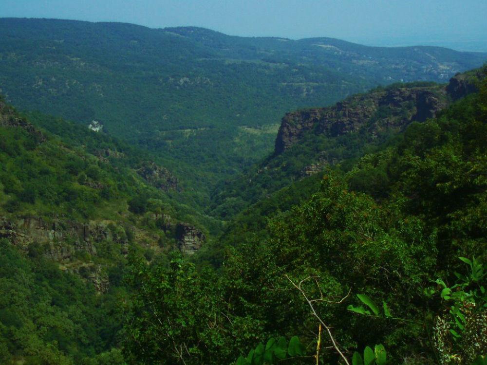 Rodopi mountain by nanibuba