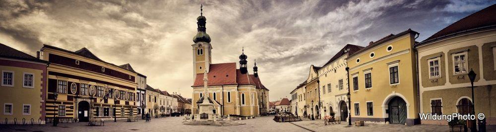 Kőszeg by Wildung