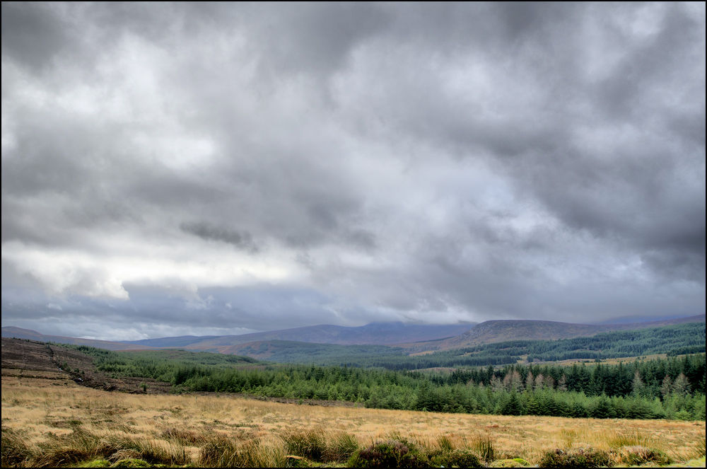 Cloudy Wicklow by mik70