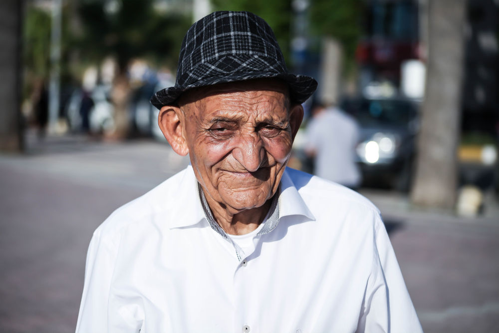 turkish man by AhMeD  A.SaLaM