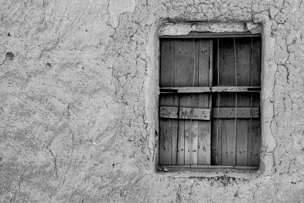 oldy window by AhMeD  A.SaLaM