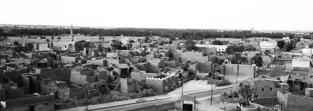 old arab town by AhMeD  A.SaLaM