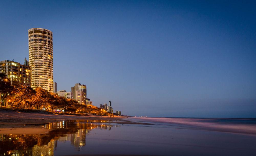 gold coast by Petrovic Nenad