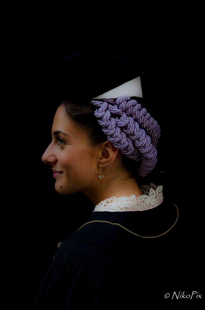 Purple Laces by NikoPix