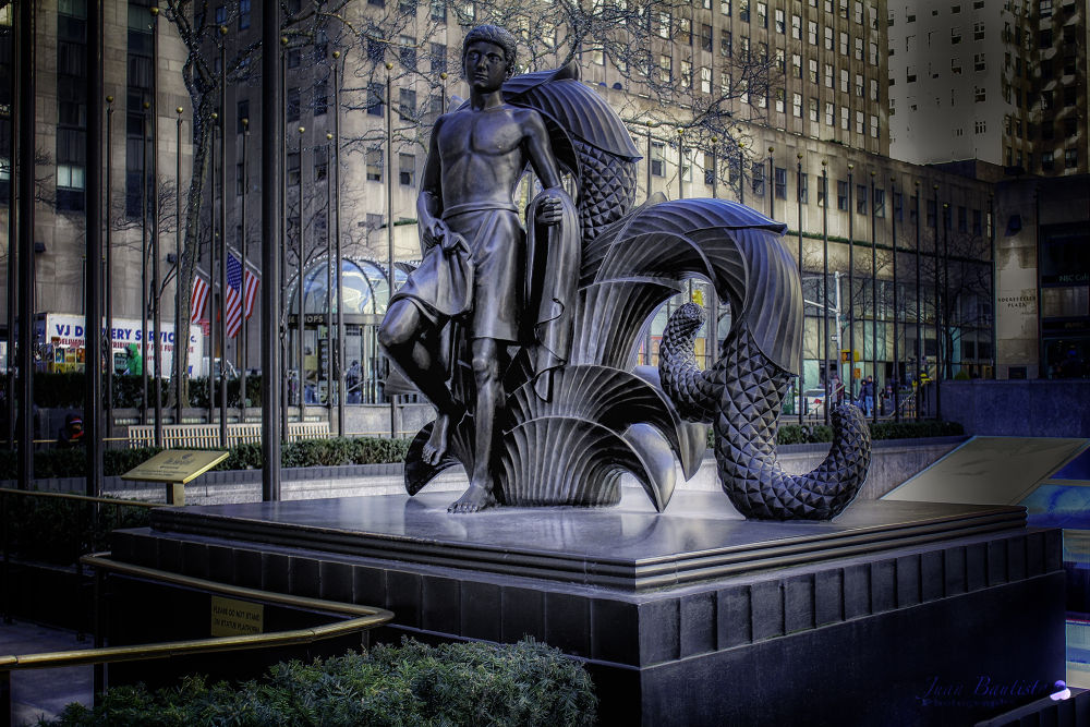 New York 018 by Juan Bautista