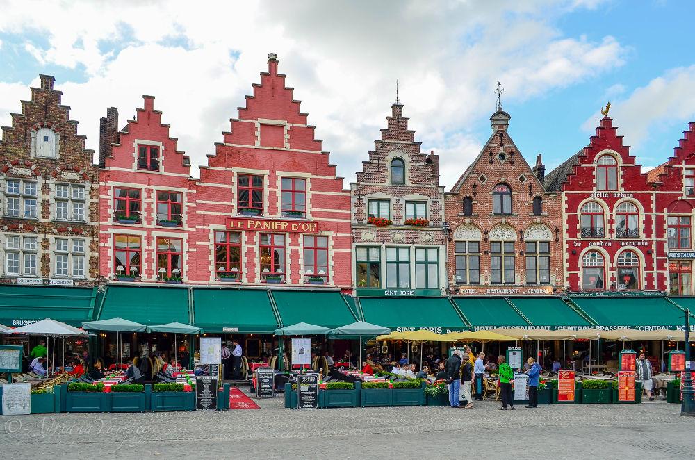 Brugge, Belgium by AdiY