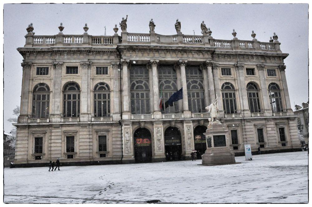 Palazzo Madama by BlackDerfel