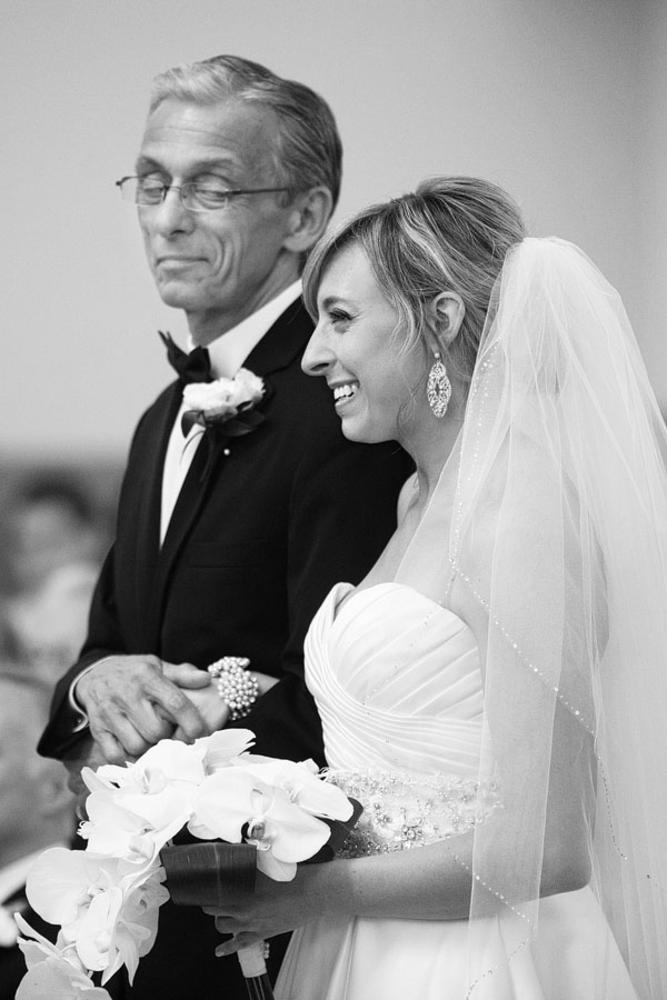 Photo in Wedding #bride #wedding #photojournalism #moments #real moments #bride and dad #wedding ceremony
