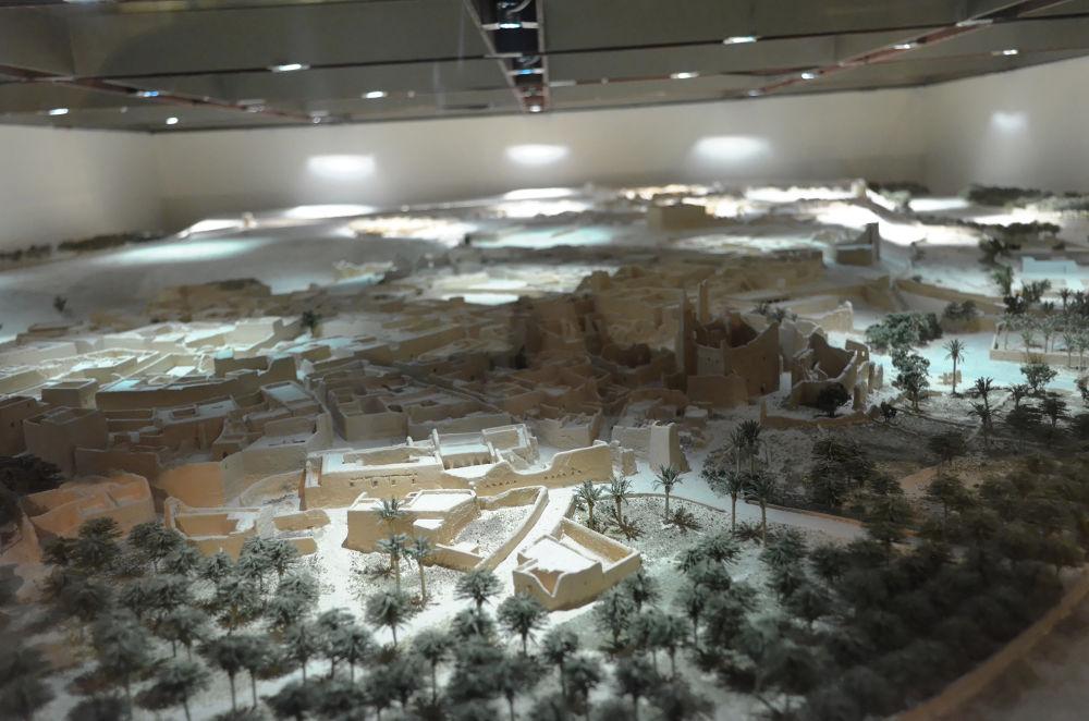Oldest City Map by Asim Riz
