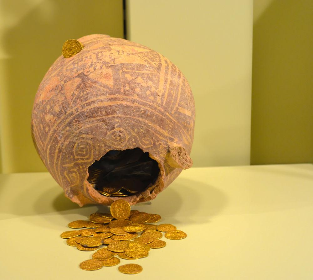 Oldest Money box by Asim Riz