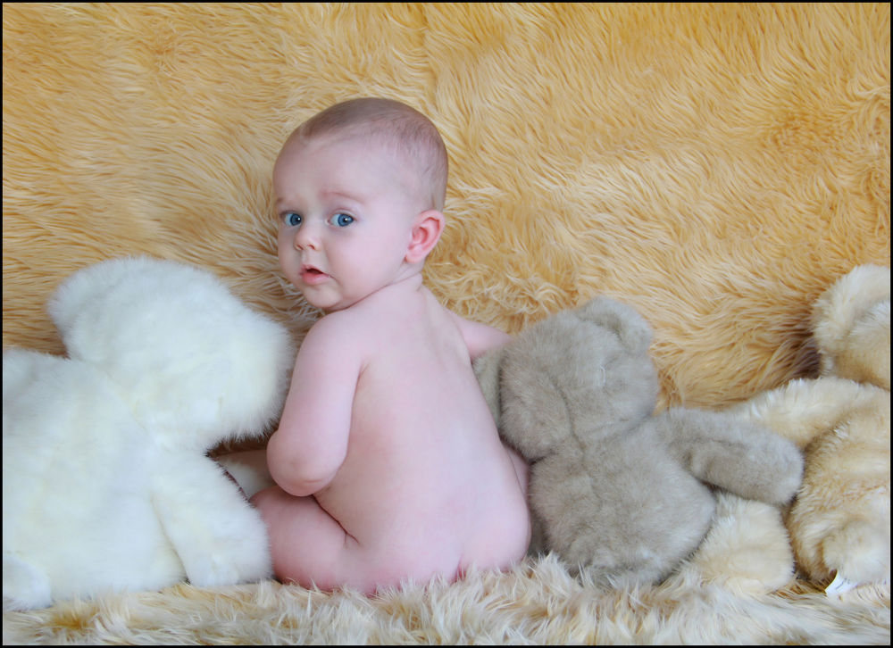 karson 6 months 037 by Linda Ruiz