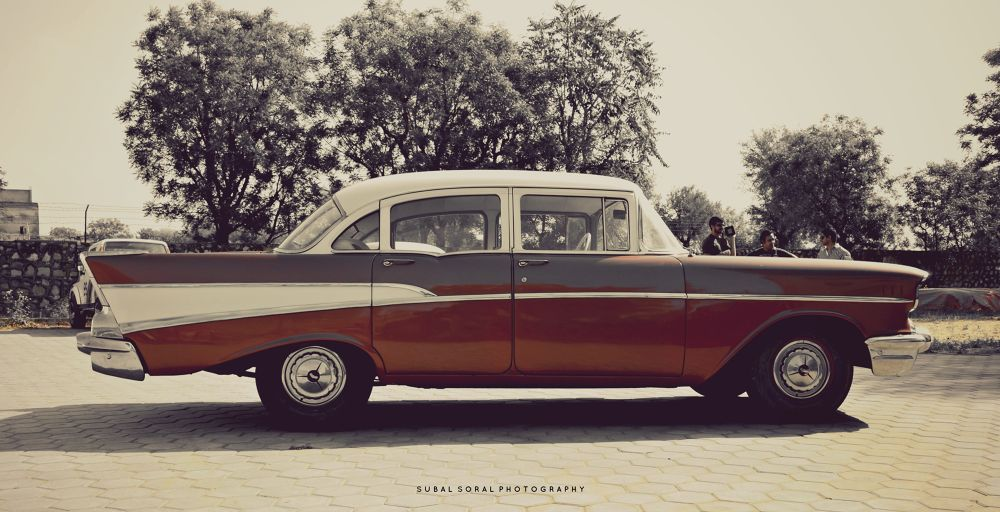Chevrolet  210   -1957 by Subal Soral