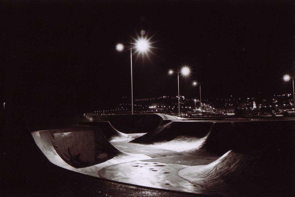 Le Havre, skate park by SimonDelange