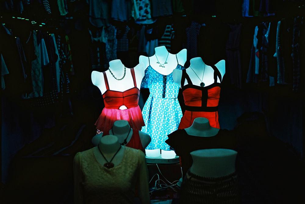 Mannequins by SimonDelange