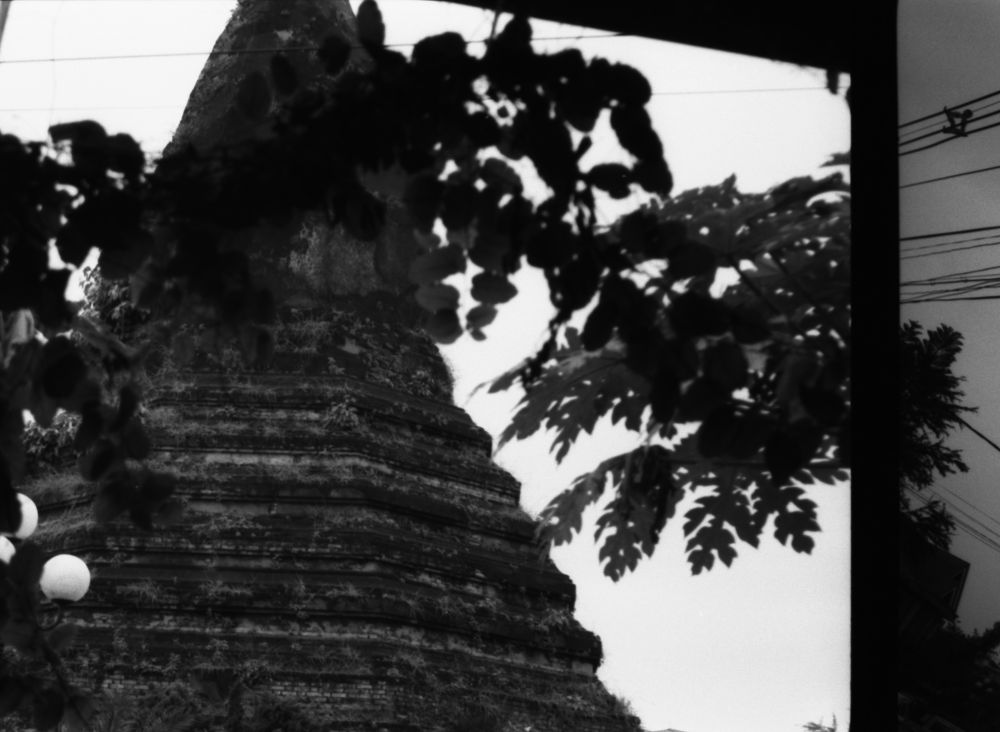 Photo in Random #black stupa