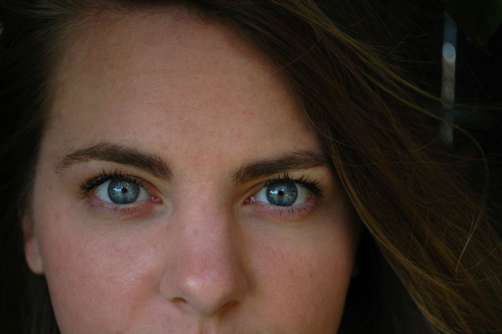 Eyes of the Beholder by Jordan Davis