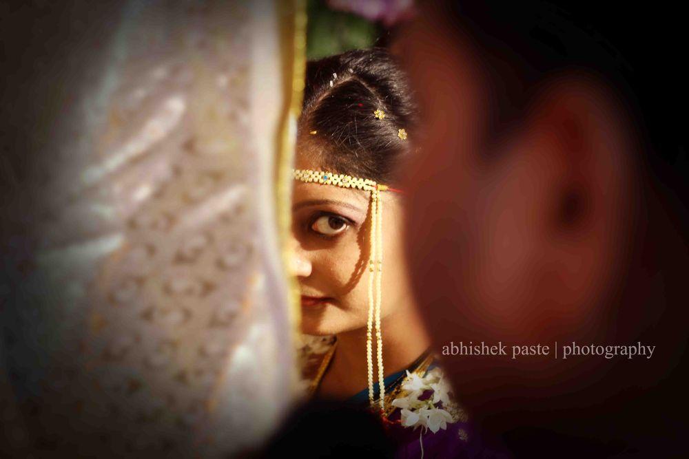 marrage look by Abhishek Paste